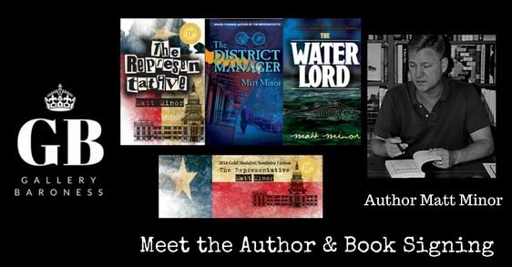 meet the author Matt Minor (2)