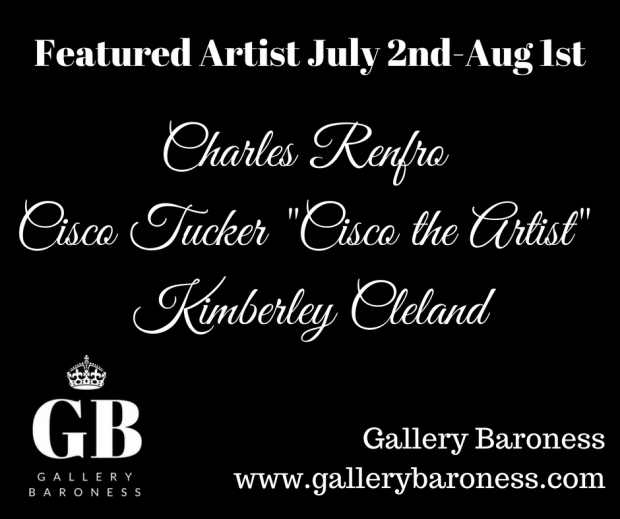 July artist list...
